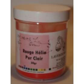 ROUGE HELIO PUR CLAIR
