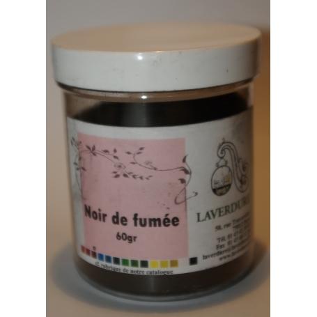 NOIR DE FUMEE Boite Petit Modèle 60GR