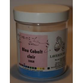 BLEU DE COBALT CLAIR Boite Petit Modèle 50GR