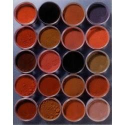 pigments bruns