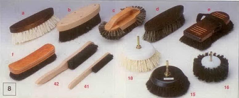 brosses pour meubles