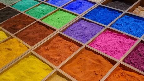 Pigments & matières colorantes