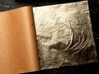 feuilles de cuivre