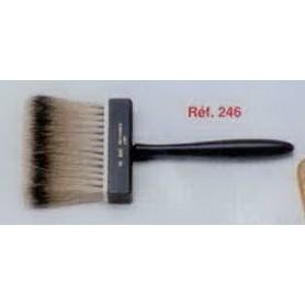 PINCEAU REF 246 B N°3 1/2 BLAIREAU 3 RANGS