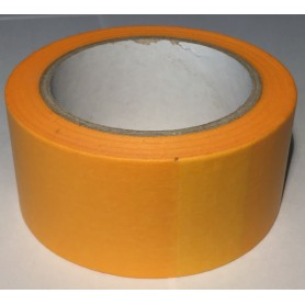 PAPIER ADHESIF ORANGE 50MM