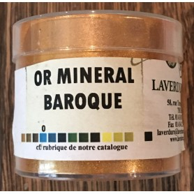 OR MINERAL BAROQUE 20GR