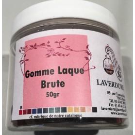 BTE PM GOMME LAQUE BRUTE 50GR