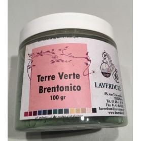 TERRE VERTE BRENTONICO Boite Petit Modèle 100Gr