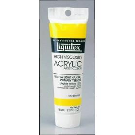 LIQUITEX ACRYLIQUE HTE VISCOSITE SERIE 1A - 2 :TUBE 59ml.(jaune de naples,